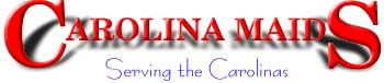 Carolina Maids serving Charlotte, Cary, Greensboro, Raleigh and Winston-Salem North Carolina